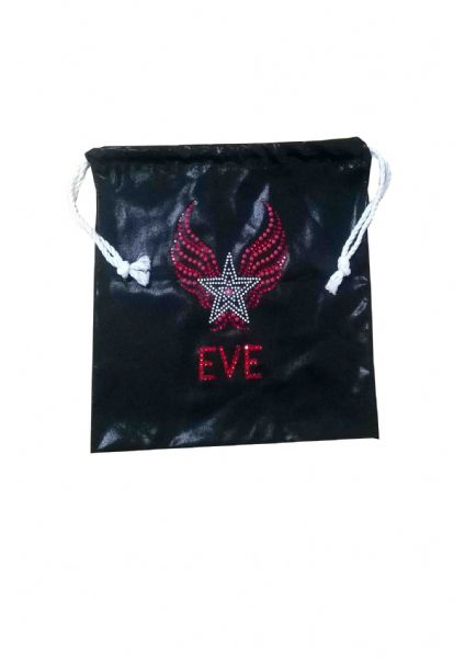 Personalised Handguard/Leotard Bags With Star Motif From £9.50